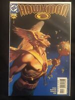 Hawkman (2002) Lot Of Five Comics #1 8 9 10 11 (2002) Geoff Johns VF/NM DC Comic