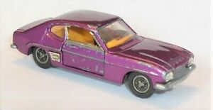 DINKY TOYS -  FORD CAPRI 1969-76