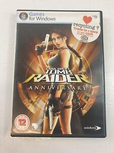 Lara Croft: Tomb Raider, Anniversary PC DVD-Rom (2007) - Used