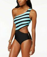 NEW!!! Michael Kors Women's One Shoulder Rope Rugby Swimsuit VARIETY!!!