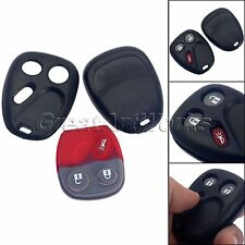 Replacement 3Button Keyless Entry Remote Key Fob Shell Pad Case For GM Chevrolet