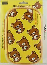 Nintendo 3DS LL XL Rilakkuma Soft Pouch San-X Japan