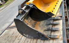 """HEAVY DUTY 24""""  digging  bucket  excavator Backhoe 40mm"""