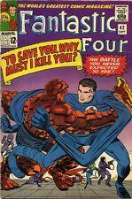 US Silver Age Fantastic Four Comics