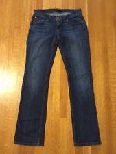 Levi's 524 Too Superlow Jeans Women's Junior's 7 Medium Dark Wash