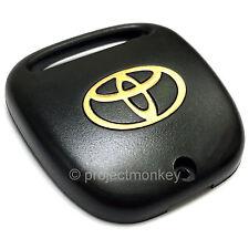 "JDM Toyota 00-05 Lexus IS300 Altezza ""T"" Key Shell Cover Shell Genuine Part OEM"