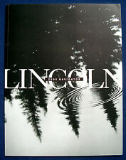 Prospekt brochure 2000 Lincoln Navigator (USA)