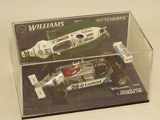 1/43 Williams FW07B Tag Saudia Leyland 1980 CARLOS REUTEMANN