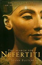 """Search for Nefertiti"" Ancient Egypt Ahkenaten's Wife Tut's Mom Sun God Heresy"