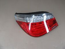 BMW OEM E60 LCI LED LEFT DRIVER TAILLIGHT TAIL LIGHT IN PANEL CLEAR SIGNAL #
