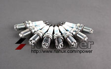 NSK PLATINUM SPARK PLUG SET OF 8 FOR 04-07 BMW X5 E53 4.4i 4.4L V8 210kW M62 B44