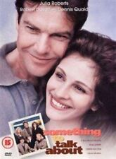 Julia Roberts Dennis Quaid Something to Talk About 1995 Romantic Comedy UK DVD