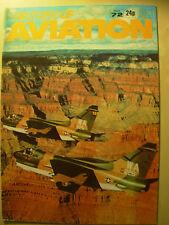 HISTORY OF AVIATION MAGAZINE PART 72 MOON EXPLORATION - AIRCRAFT FLIGHT