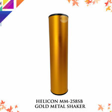 HELICON MM-258SB Gold Metal Shaker