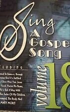 Sing A Gospel Song Vol -18
