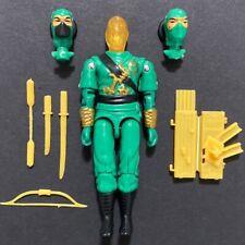 Gi Joe Black Major Ninja Jade 8
