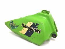 Kawasaki 1984 KX80 Fuel Gas Tank Green