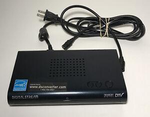 Digital Stream DSP7700P DTV Digital Converter Box No Remote 2.E1