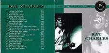 Ray Charles cd album- 23 tracks digitally remastered