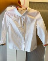 Burberry Girls Blouse Age 2