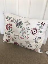 Ikea flower cushion