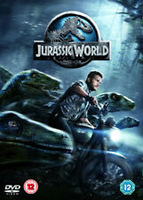 Jurassic World DVD (2015) Chris Pratt