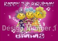 Fifi and The FlowertotsPersonalised Large Birthday Card Different Designs Same