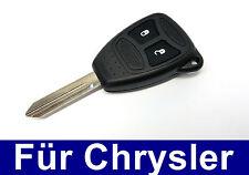 2Tasten Ersatz Auto Schlüssel Gehäuse für CHRYSLER SEBRING CRUISER DODGE NITRO