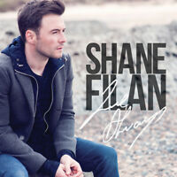 SHANE FILAN Love Always 2017 12-track CD album NEW/UNPLAYED Westlife