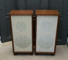 KLH Model Twenty speakers NICE!