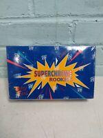 1993 Wild Card SUPER CHROME Rookies NFL Football Unopened Box 24 Packs NICE