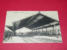 CPA CARTE POSTALE 1917 03 ALLIER SAINT-GERMAIN-DES-FOSSES LA GARE