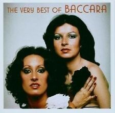 "BACCARA ""THE VERY BEST OF"" CD NEUWARE!!!!!!!!!!!"