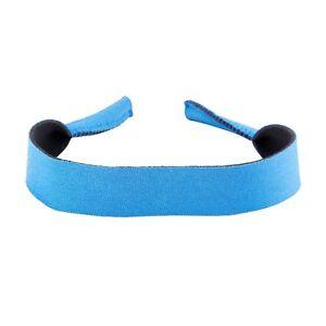 Croakies XL Eyewear Retainer Royal Blue Sunglasses Strap Large Frame Washable