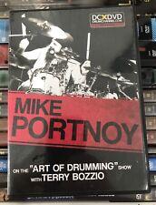 Mike Portnoy Art Of Drumming Show Terry Bozzio DVD 2010
