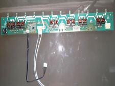 """INVERTER BOARD SSB400_12V01 REV0.3 FOR 40"""" SAMSUNG LE40C650L TV, LTF400HF15"""