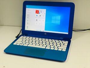 HP STREAM 11 BLUE 11-d008TU, Celeron CPU, 2GB, 32GB SSD