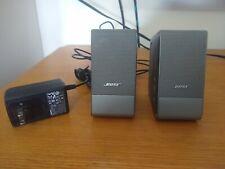 Bose Computer MusicMonitor Computer Speakers
