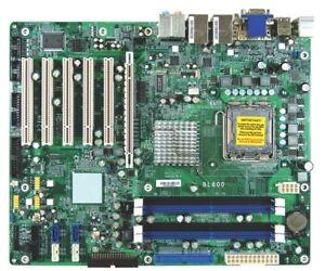 New In Box DFI BL600-DR LGA775 ATX MB