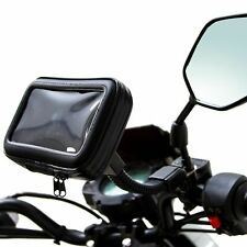 Einstellbare wasserdichte Motorrad Navihalter Handyhalter Tasche Smartphone-Hüll