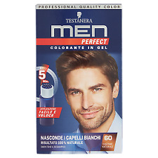 Men Perfect Colorante in Gel 60 Castano Naturale
