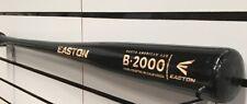 Easton North American Ash B-2000 Black Wood Baseball Bat