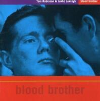TOM ROBINSON & JAKKO JAKSZYK – BLOOD BROTHER (NEW/SEALED) CD