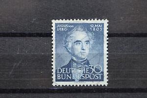 Briefmarke 150. Geburtstag von Justus von Liebig 1953 Michl Nr. 166