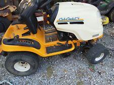 Cub Cadet LT1024 steering shaft # 759-04186