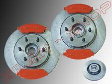 2 Bremsscheiben incl. Radlager Bremsklötze vorne Ford Pickup F-150 2004-2008