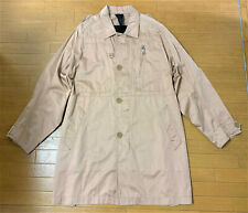 Griffin studio London garment dyed over coat, made in Italy, size M