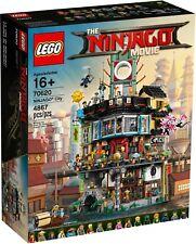 Lego Figurine Minifig Ninjago femme woman Misako orange njo340 70620 NEUF