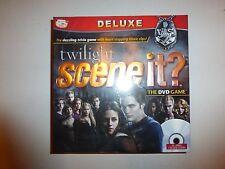 The Twilight Saga Deluxe Scene it? DVD Game New in Box Sealed