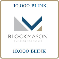 10,000 Blockmason Link (BLINK) CRYPTO MINING-CONTRACT - 10,000 BLINK